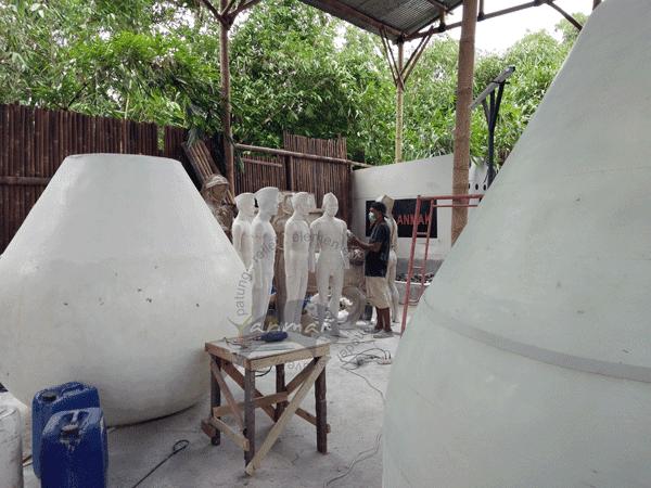 jasa  pembuatan patung jogja